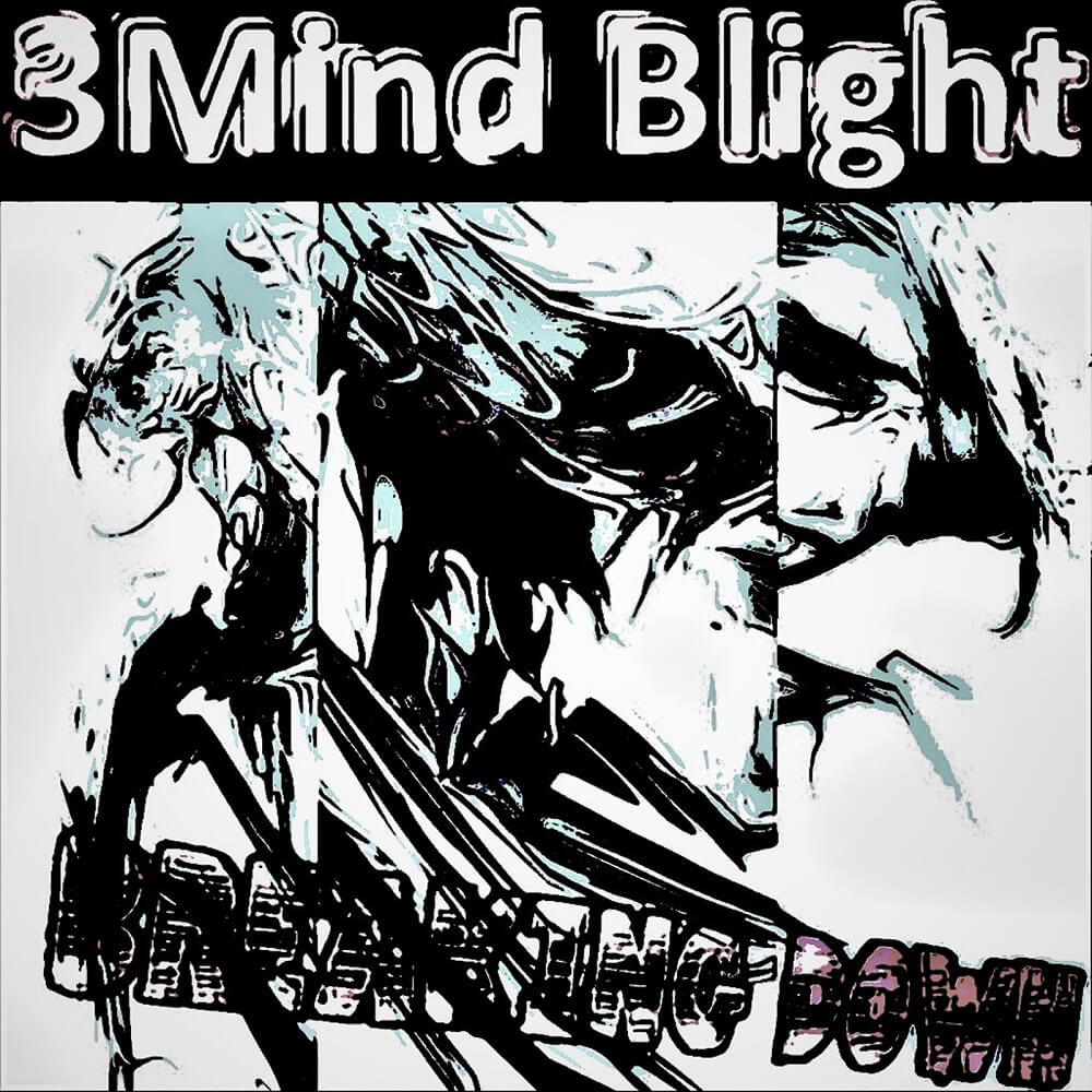 3Mind Blight - Breaking Down | Fangtasia Music